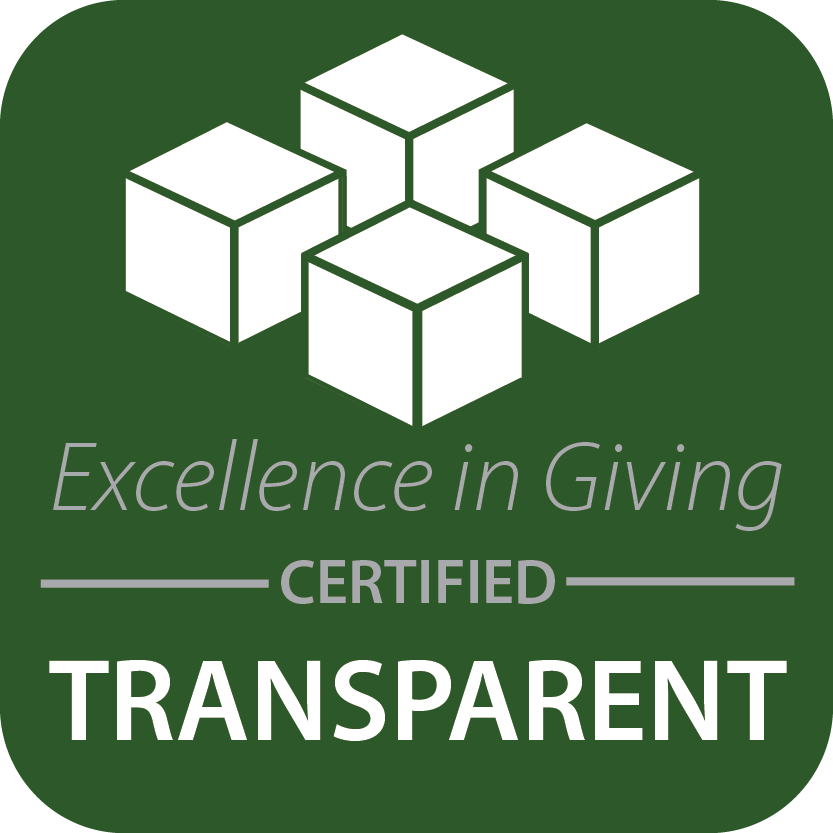 Commitment to Transparency. Recognized by Intelligent Philanthropy